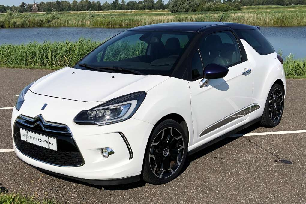 Citroen DS3 1.6 BlueHDI So Chic